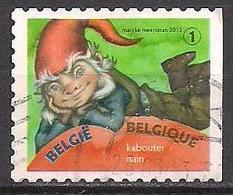 Belgien  (2013)  Mi.Nr.  4345  Gest. / Used  (9af12) - Belgien