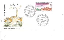 Algérie  ( FDC De 1967 à Voir) - Algeria (1962-...)