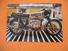 Carte  Moto  B.M.W.  P 60/s  Vitesse 165 Km - Motos