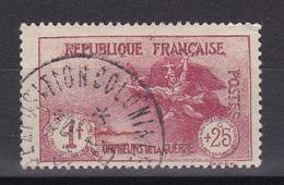 D318/  N° 231 OBL COTE 48€ - France