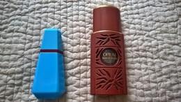 OPIUM Secret De Parfum   YSL   Et LOULOU  De CACHAREL - Flacons (vides)