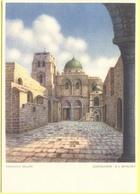 ISRAELE - ISRAEL - Gerusalemme - Il Santo Sepolcro Di Gerusalemme, Di Dandolo Bellini - Disegno - Not Used - Israele