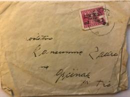 Slovenie - Lettre De 1947 De Brje - Ex Yugoslavia - Slovénie