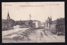 Ménigoute - Avenue De La Gare - France
