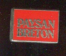 Pin's - PAYSAN BRETON Logo - Food