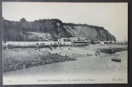 CPA 29 BREST - KERMOR - Le Casino Et La Plage - ND 140 - Ref. W 150 - Brest