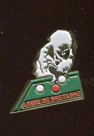 Pin's - Billard LIGUE DE BRETAGNE - Billiards