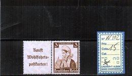 D.REICH - W102* - Se-Tenant