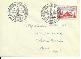 GUERRE 1939 1945 -  ANNIVERSAIRE DEBARQUEMENT NORMANDIE 6 JUIN 1944 - APPEL DU GENERAL DE GAULLE 18 JUIN 1940 DDAY - Guerre Mondiale (Seconde)