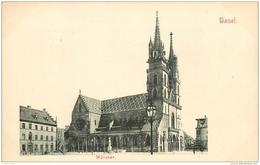 Suisse. BASEL BALE. Münster Vers 1900 - BS Bâle-Ville