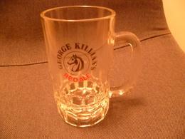 Verre Bière George Killian's   Redale    Cheval   Irlande - Alcools