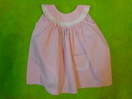10 Vetements Bebe Vintage Pour Poupee Poupon (robe Bonnet Dessus De Landeau Etc..lot2 - Habits & Linge D'époque