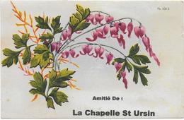 LA CHAPELLE SAINT URSIN - Unclassified
