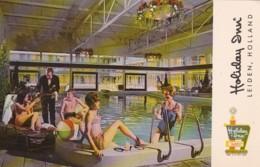 Netherlands Holland Leiden Holiday Inn Indoor Swimming Pool - Hotels & Restaurants