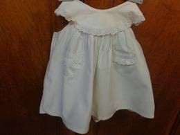 10 Vetements Bebe Vintage Pour Poupee Poupon (robe Culotte Fond De Robe Nylon Etc..lot 3 - Unclassified