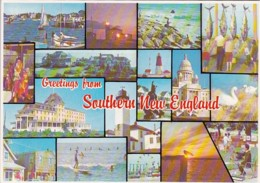 Greetings From Southern New England Multi View - Greetings From...