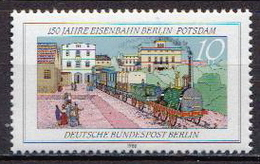 Germany / Berlin MNH Stamp - Tramways