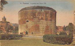 Tournai - La Grosse Tour Henri VIII - Tournai