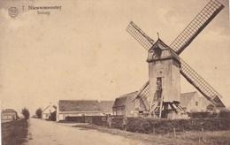 Nieuwmunster, Smistje, Molen, Windmolen, Windmill, Moulin (pk54696) - Zuienkerke
