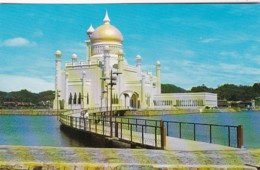 Brunei Masjid Omar Ali Saifuddin Mosque - Churches & Cathedrals