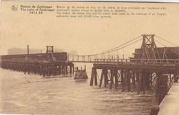 Zeebrugge Ruines, Breche De 66 Metres De Long Sur 20 Metres De Large,... (pk54706) - Zeebrugge