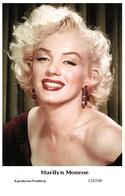 MARILYN MONROE - Film Star Pin Up PHOTO POSTCARD - C33-108 Swiftsure Postcard - Artistas