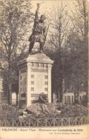 Tirlemont - Grand'Place - Monument Aux Combattants - Tienen