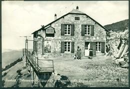 CARTOLINA - CV1174 PASTURO (Lecco LC) Rifugio Luigi Brioschi Sulla Grigna Settentrionale, FG, Viaggiata 1951 - Lecco