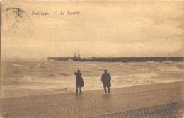 Zeebrugge - La Tempête - Zeebrugge