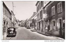 02 - OULCHY LE CHATEAU / RUE PRINCIPALE - CAFE TABAC DE LA PAIX - France