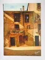 C.P.A. : Valls D'ANDORRA : ANDORRA LA VELLA : Casa Tipica Andorrana, En 1968 - Andorra