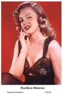 MARILYN MONROE - Film Star Pin Up PHOTO POSTCARD - C33-109 Swiftsure Postcard - Artistas