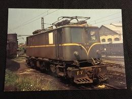 LOCOMOTORA ELECTRICA 15 - Treni