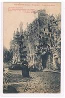 26-HAUTERIVE - LE PALAIS IDEALE Grotte Des 3 Geants - - Hauterives