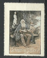 Germany 1908 Blindenhilfe Charity For Blind People Vignette * - Handicaps