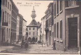 Visé Rue Du Perron Et L'Hotel De Ville - Wezet