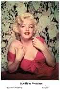 MARILYN MONROE - Film Star Pin Up PHOTO POSTCARD - C33-105 Swiftsure Postcard - Artistes