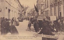 Boetprocessie Van Veurne, Procession De Furnes  (pk54758) - Veurne