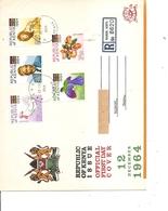Kenya ( FDC De 1964 à Voir) - Kenia (1963-...)