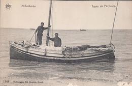 Middelkerke Types De Pêcheurs Vissersboot - Middelkerke