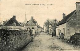 Neuilly Le Brignon * Grande Rue - France