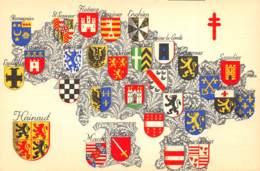 Hainaut - Blasons - Belgique