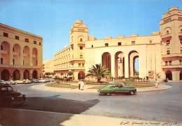 Tripoli (Libya) - Cathedral Square - Libia