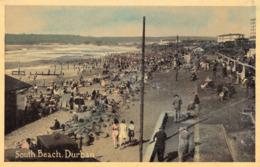 R178338 South Beach. Durban. Newman Art Publishing - Cartes Postales