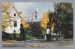 CA.- OKA, QUEBEC. CANADA. Entrée De L'Abbaye Cistercienne De N.D. Du Lac. - Quebec
