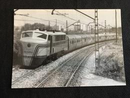 TALGO II - Treni