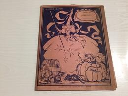 PROTÈGE CAHIER Ancien CHOCOLAT MENIER CENDRILLON MERCIER - Protège-cahiers