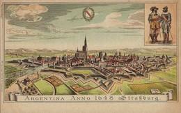 ARGENTINA  ANNO1648   STRASSBOURG - Sonstige