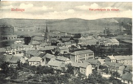 Rodange - Vue Principale Du Village - Rodingen