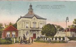 Kamp Van Beverloo, Gemeentehuis En Gedenkteken (pk54795) - Leopoldsburg (Kamp Van Beverloo)